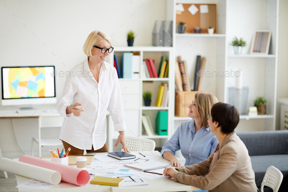 Designers Meeting - Stock Photo - Images