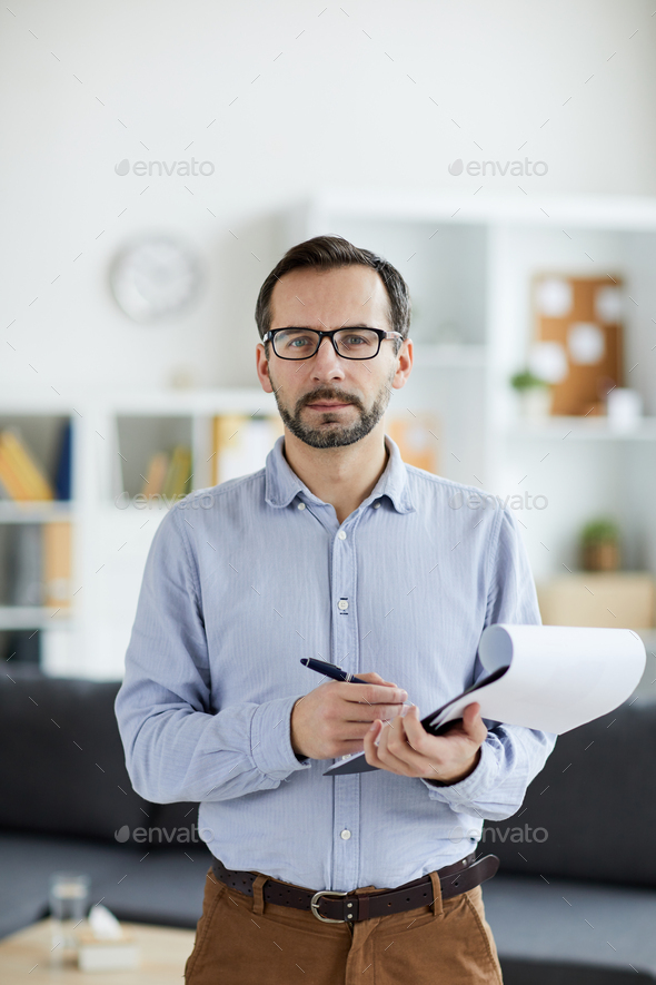 Serious professional - Stock Photo - Images