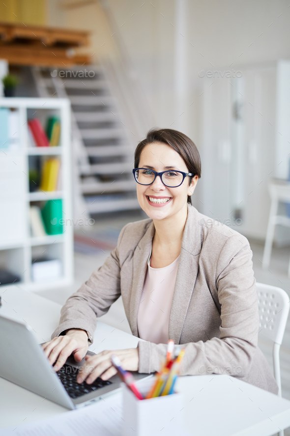 Female Business Owner - Stock Photo - Images