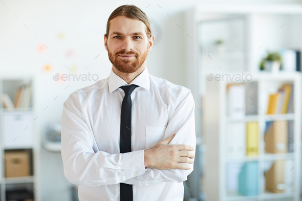 Office manager - Stock Photo - Images