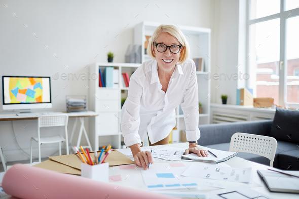 Printshop Designer - Stock Photo - Images