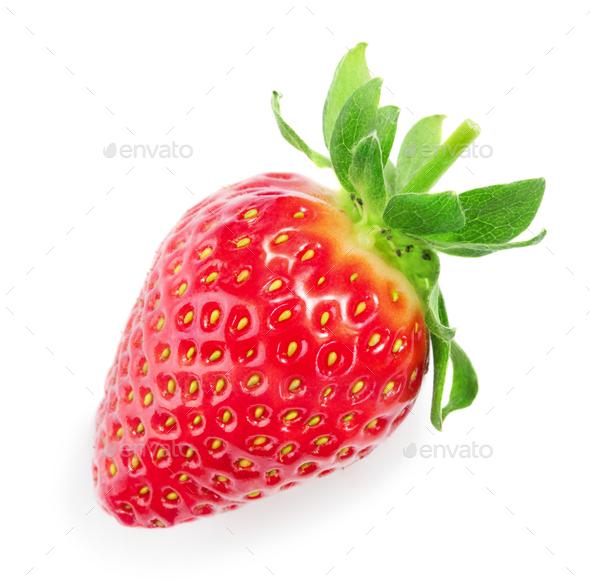 Fresh strawberry - Stock Photo - Images