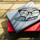 Eye glasses are placed on books-7 - PhotoDune Item for Sale