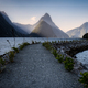 Sun rays on Milford Sound - PhotoDune Item for Sale