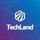 TechLand - SEO Marketing, SAAS Software, App, VPN Landing pages + UI Kit HTML Template