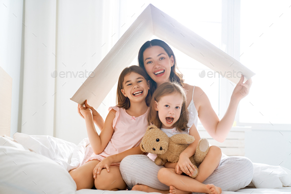 Concept of housing for young family - Stock Photo - Images