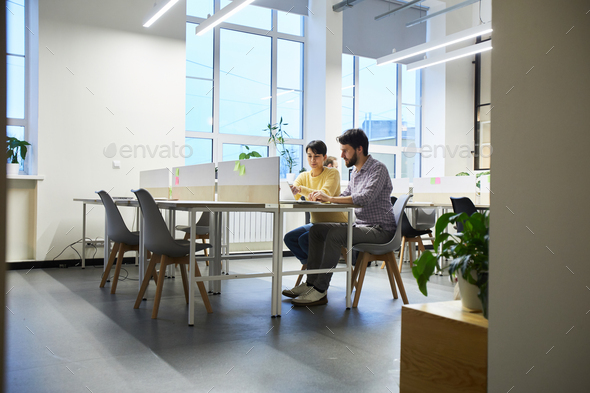 Marketing experts developing strategy - Stock Photo - Images