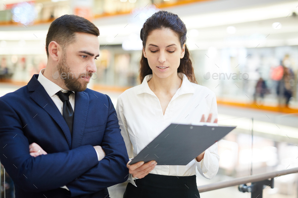 Negotiating - Stock Photo - Images