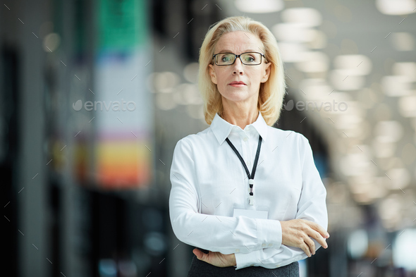 Mature businesswoman - Stock Photo - Images