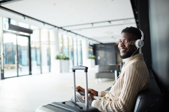 Waiting for departure - Stock Photo - Images