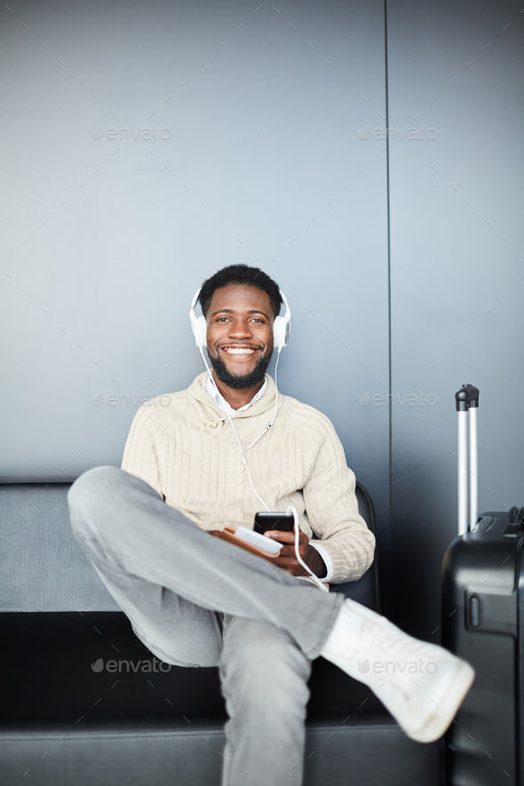 Cheerful guy - Stock Photo - Images