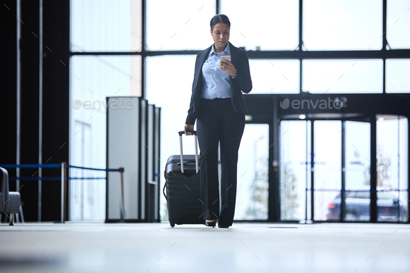 Business travel - Stock Photo - Images