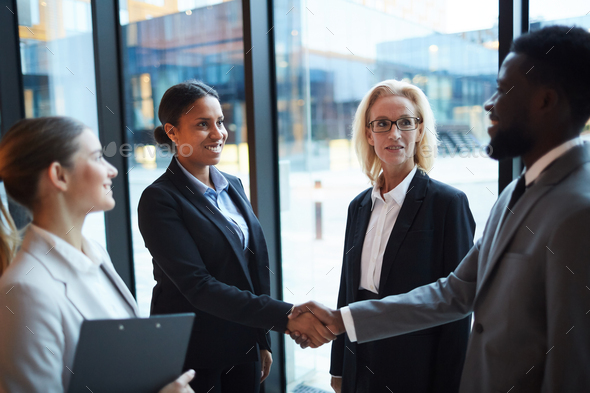 Business agreement - Stock Photo - Images
