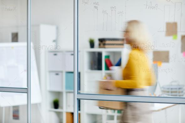 Unrecognizable Woman Losing Job - Stock Photo - Images