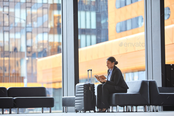 Broker on travel - Stock Photo - Images