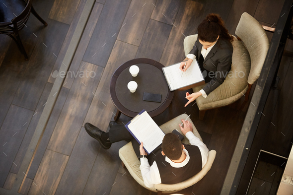 Brokers working - Stock Photo - Images