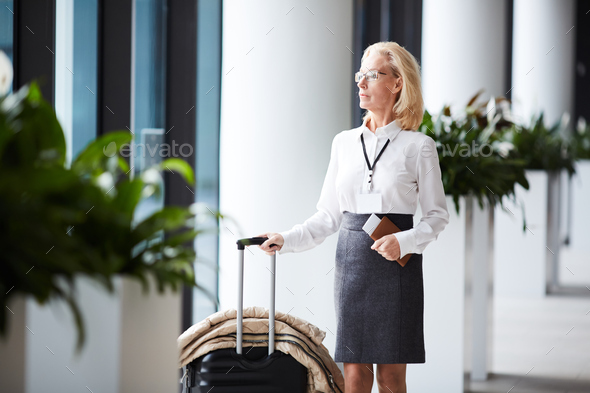 Going for departure - Stock Photo - Images