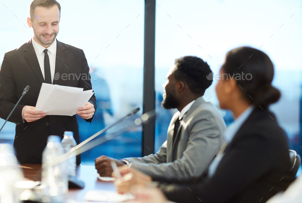Successful coach - Stock Photo - Images