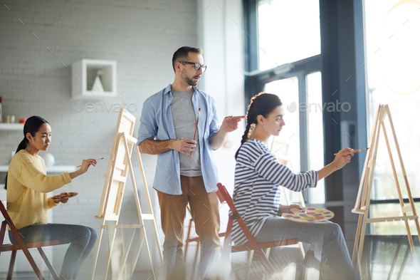 Advice to student - Stock Photo - Images