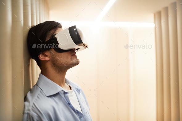 Virtual travel - Stock Photo - Images