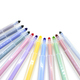 Multicolored markers isolated on a white background - PhotoDune Item for Sale
