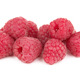 Raspberry on white - PhotoDune Item for Sale