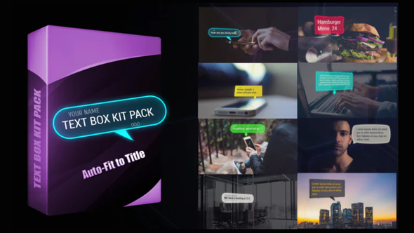 Text Box Kit Pack Download