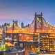 New York City with Queensboro Bridge - PhotoDune Item for Sale