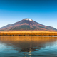 Mt. Fuji, Japan on Lake Yamanaka - PhotoDune Item for Sale