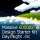 Sea Background Design Starter Kit - GraphicRiver Item for Sale