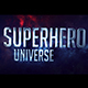 Universe Titles Credit - Superhero - VideoHive Item for Sale