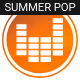 Upbeat Uplifting & Positive Summer Pop