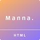 Manna - Creative Agency
