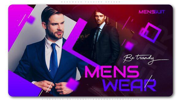 Menswear Fashion Opener Download