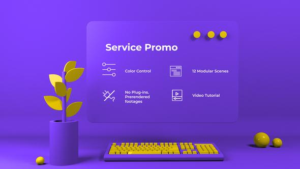 Service   Platform   Product Promo Download