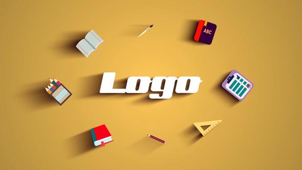 School Logo Reveal Download