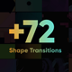 Shape Transitions Big Pack - VideoHive Item for Sale