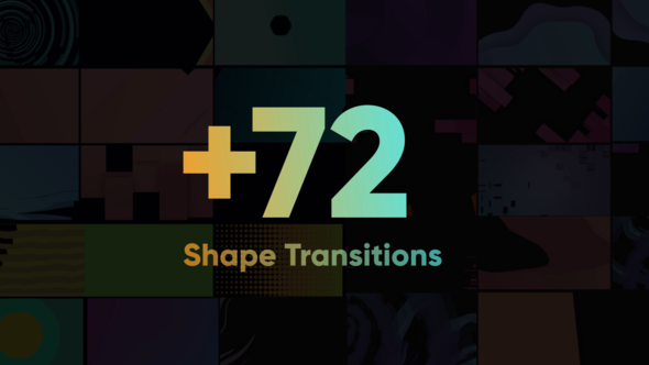 Shape Transitions Big Pack Download