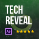 Technology Glitch Logo Reveal - VideoHive Item for Sale