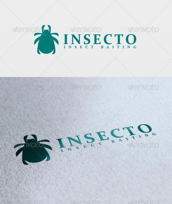 Insecto Logo - Symbols Logo Templates