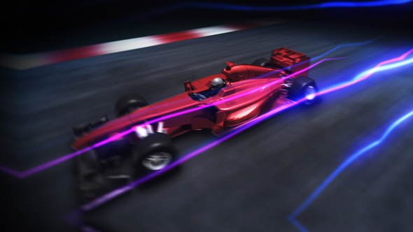 Formula One Racing Logo Download