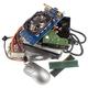 Electronic waste isolated on white - PhotoDune Item for Sale