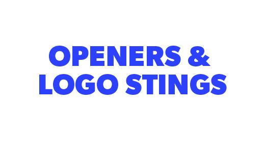 Openers & Logo Stings