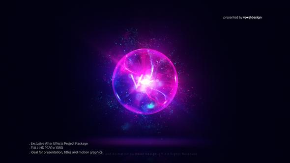 Magic Orb Logo Reveal Download