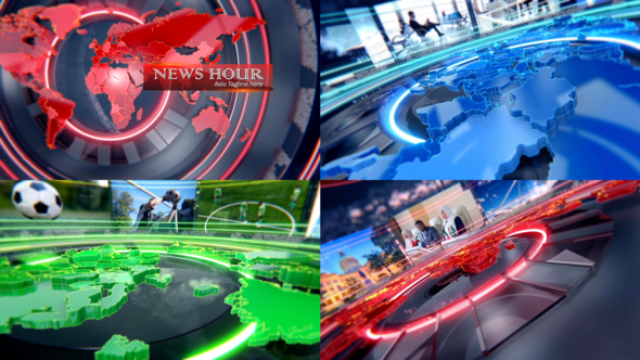 News Hour / News Intro Download