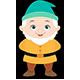 Little Funny Gnome