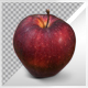 Isolated Red Apple (Rotate Turn Table) - VideoHive Item for Sale