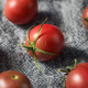 Raw Red Heirloom Cherry Tomatoes - PhotoDune Item for Sale