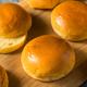 Homemade Sweet Brioche Hamburger Buns - PhotoDune Item for Sale