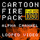 Fire Cartoon Pack - VideoHive Item for Sale